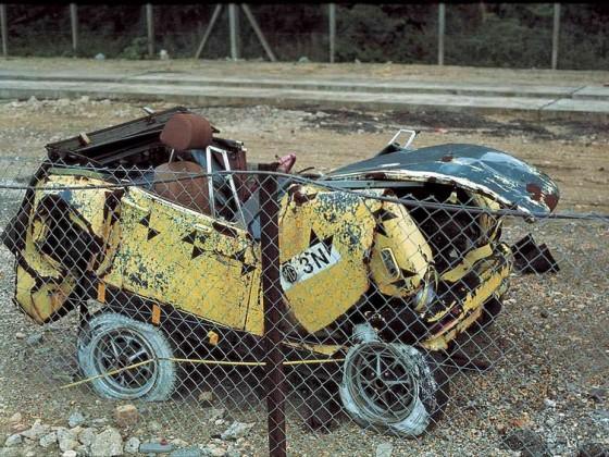 Crash Test Abington 1979