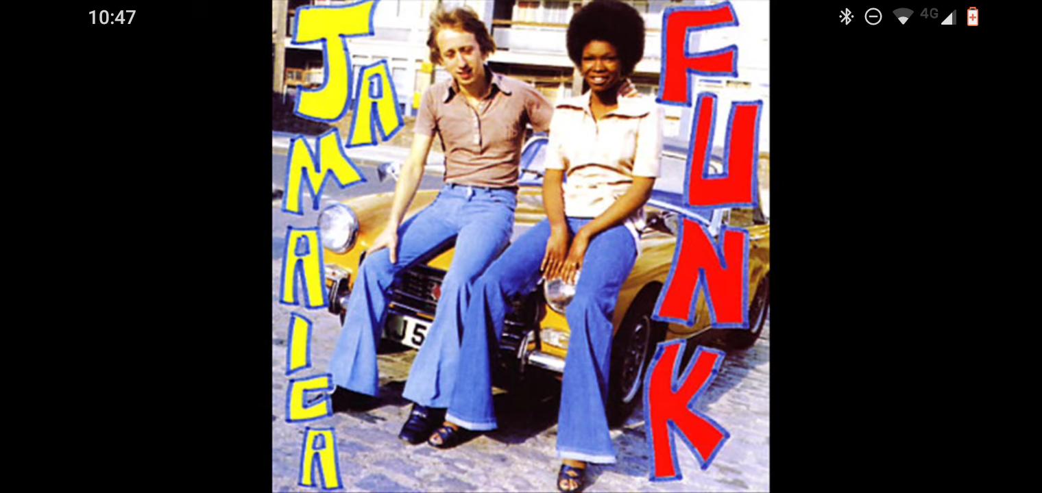 The Chosen Few, Reggae Funk 70ies