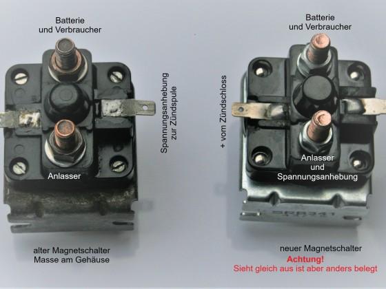 Magnetschalter