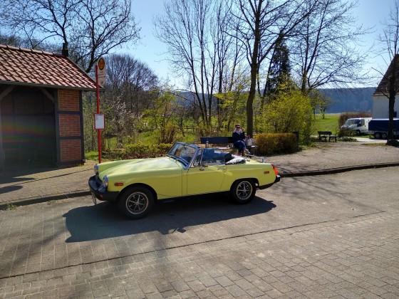 Traumhafter Sonntagsausflug Richtung Bad Iburg