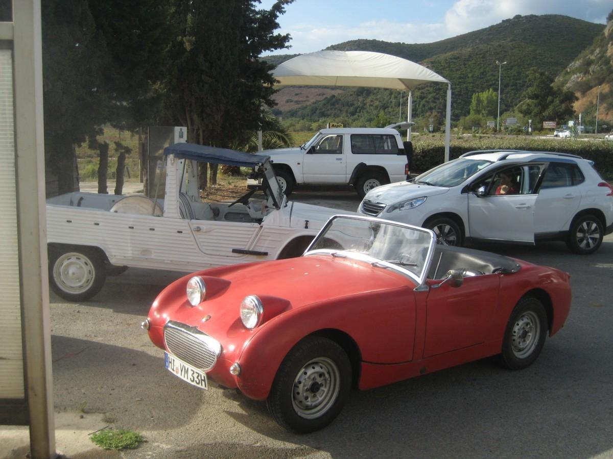 2014 auf Corsica