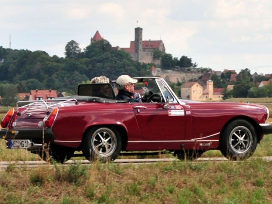 Schlösser- und Burgenfahrt in Roth