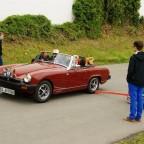 Oldtimer - Ausfahrt mit Prüfungen 2012 Coburg