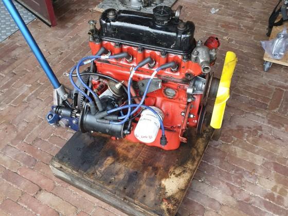 A-series motorblok 1098CC spridget