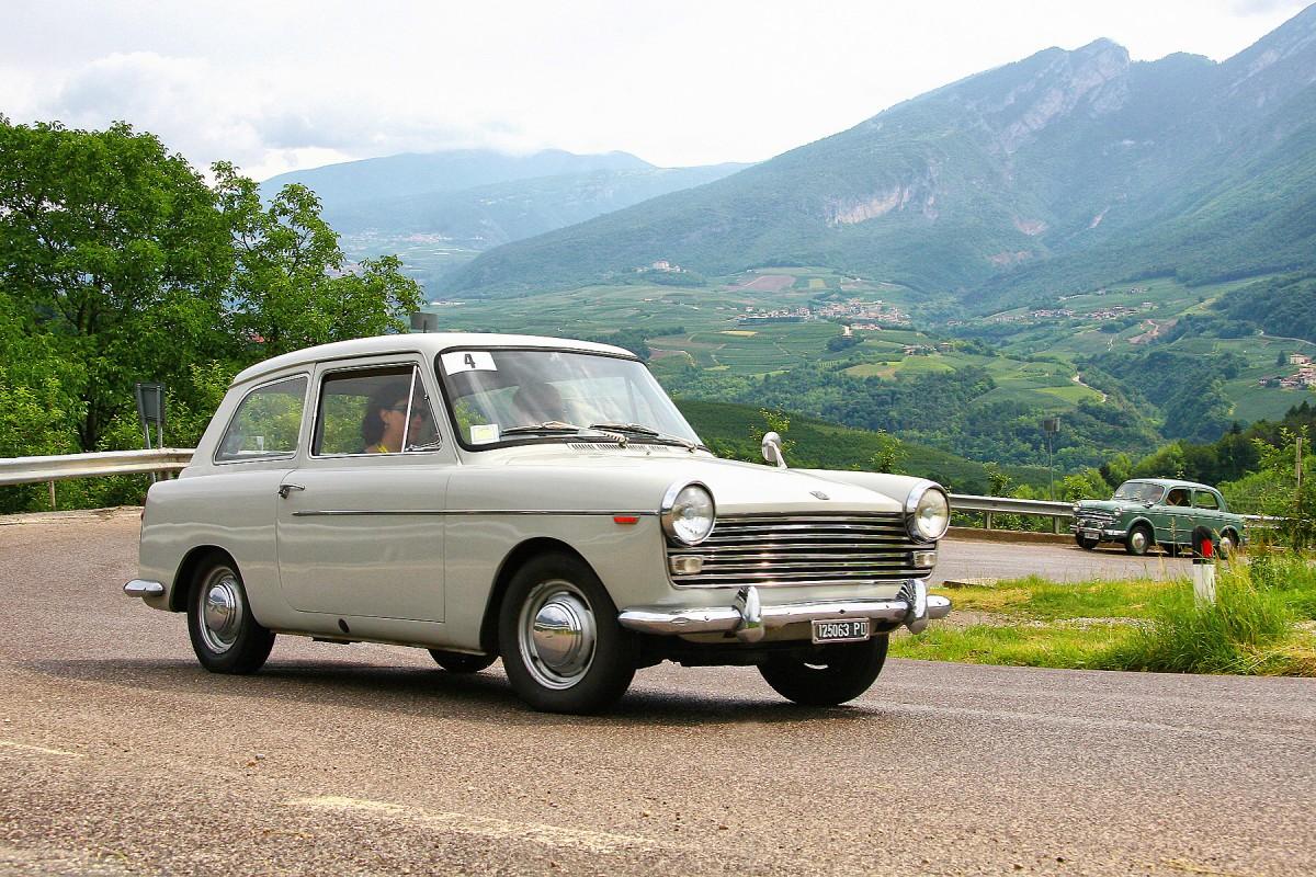 Innocenti Austin A40S